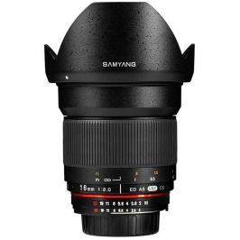 SAMYANG 16 mm f/2 ED AS UMC CS pro Sony A (APS-C)